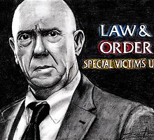 Donald Cragen Law and Order SVU by Epopp300