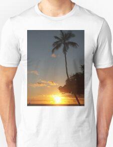 Aloha, Hawaiian Sunset,  T-Shirt