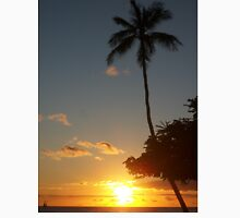 Aloha, Hawaiian Sunset,  T-Shirt