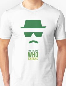 BREAKING BAD/ I AM THE ONE WHO KNOCKS T-Shirt
