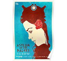 Asylum Of The Daleks Poster