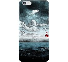 Red Pill Dive iPhone Case/Skin