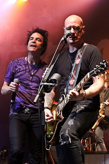 Pat and Jimmy of Train by HoskingInd