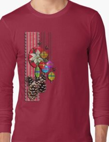 pine cones and butterflies T-Shirt