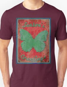 two tone butterfly Unisex T-Shirt