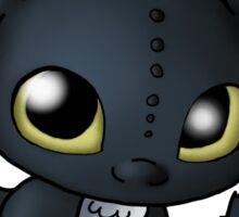 Chibi Toothless Sticker