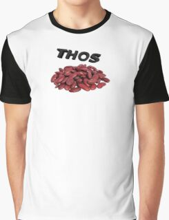 THOS BEANS Graphic T-Shirt