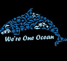 We're One Ocean by tessanicole