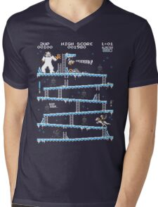 Donkey Hoth Mens V-Neck T-Shirt