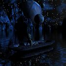 Adrift in a Sea of Forgetfulness by Dreamscenery