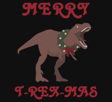 MERRY T-REX-MAS by Tardis-princess