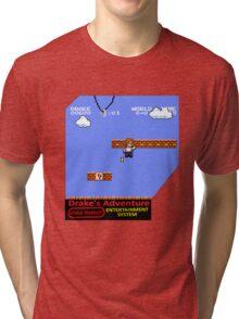 Drake's Adventure Tri-blend T-Shirt