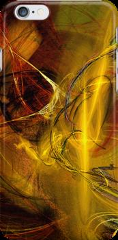 Golden Sabre by SusanAdey
