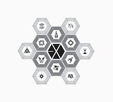EXO - Hexagons (For Light Colours) Unisex T-Shirt