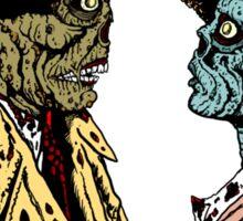 Zombieblanca Sticker