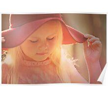 Sunlight Sally Poster