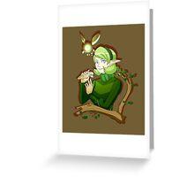 Saria Ocarina Greeting Card