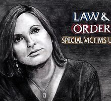 Olivia Benson Law and Order SVU by Epopp300