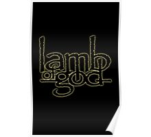 lamb of dios  Poster