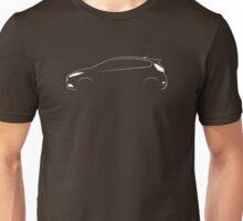 ST Brushstroke design Unisex T-Shirt