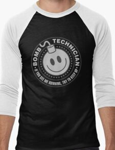 Bomb Technician Men's Baseball ¾ T-Shirt