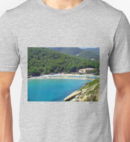Cala Llonga Beach III Unisex T-Shirt