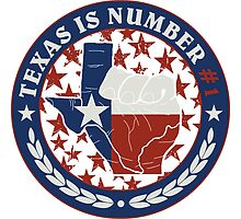 Texas is Number 1 by ALAN ASPERA