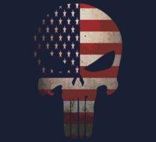 skull america by simoechz