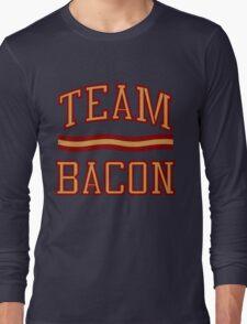 Team Bacon Long Sleeve T-Shirt