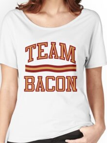 Team Bacon Women's Relaxed Fit T-Shirt