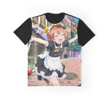 Love Live! School Idol Project - Maid Café Graphic T-Shirt