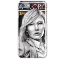 Amanda Rollins Law and Order SVU iPhone Case/Skin