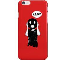scream iPhone Case/Skin