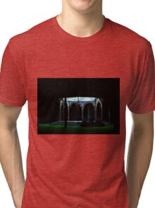 after the show - lonely rotunda Tri-blend T-Shirt