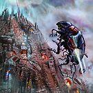 Bug City by Matt Bissett-Johnson