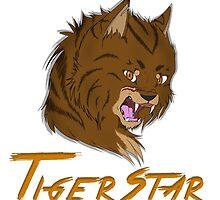 Warrior Cats - TigerStar by DevilChild28