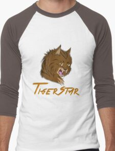 Warrior Cats - TigerStar Men's Baseball ¾ T-Shirt