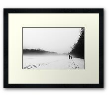 Our path Framed Print