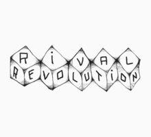 Rival Revolution Studio Tee by RRStudios