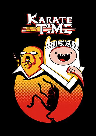 Karate Time by Olipop