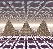 Pyramids by perkinsdesigns