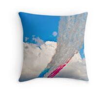RedArrows Throw Pillow