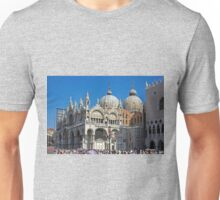 Basilica di San Marco Unisex T-Shirt