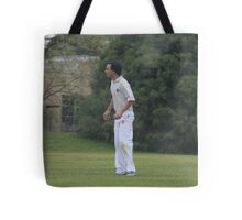 Kane In The Field Tote Bag