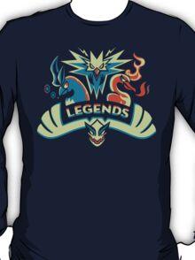 LEGENDS - Silver T-Shirt
