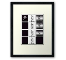 The Angels Take Florence Framed Print