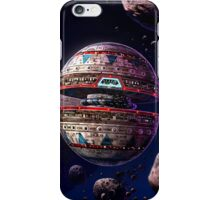 Into the Asteroid Field iPhone Case/Skin