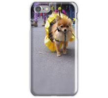 The Annual Tompkins Square Halloween Dog Parade - Here She Comes iPhone Case/Skin