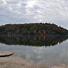 October Morning by budrfli