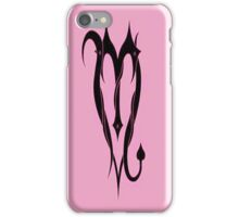 Pink Scorpio iPhone Case/Skin